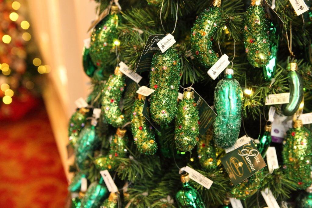 Pickle Ornaments for Sale by Steven Miller on Flickr